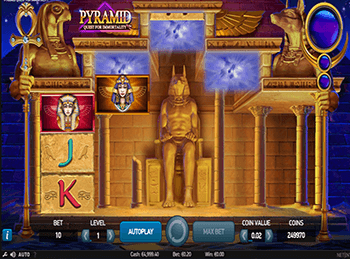 Pyramid: Quest For Immortality 1